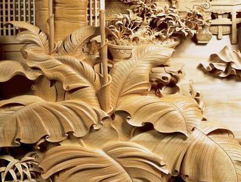 东阳木雕的传承意义